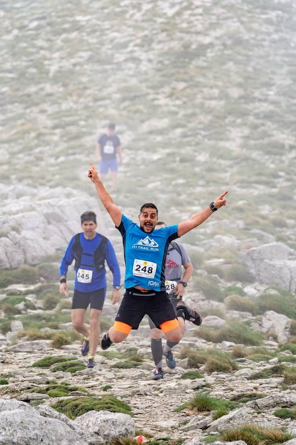 """Μεγάλη επιτυχία σημείωσε και φέτος ο ορεινός αγώνας """"Panachaiko Trail""""! (φωτο)"""