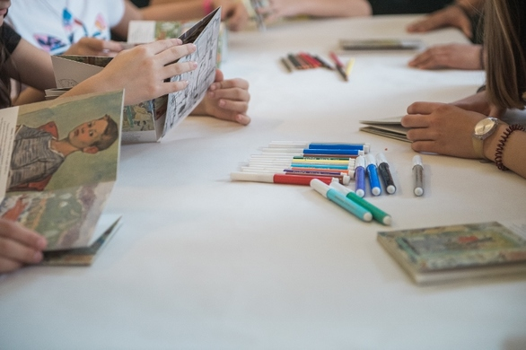 Μεγάλο ενδιαφέρον για τα παιδικά εκπαιδευτικά προγράμματα στο Αίγιο (φωτο)