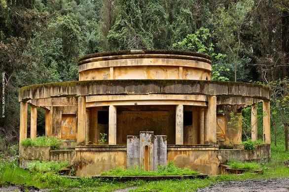 Μία ώρα μετά την Πάτρα, θα βρεθείτε σε ένα θεραπευτικό δάσος της αρχαιότητας (φωτο+video)