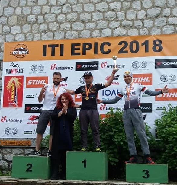 Πατρινοί ποδηλάτες πήραν μέρος στο ITE EPIC στην Παύλιανη (pics)