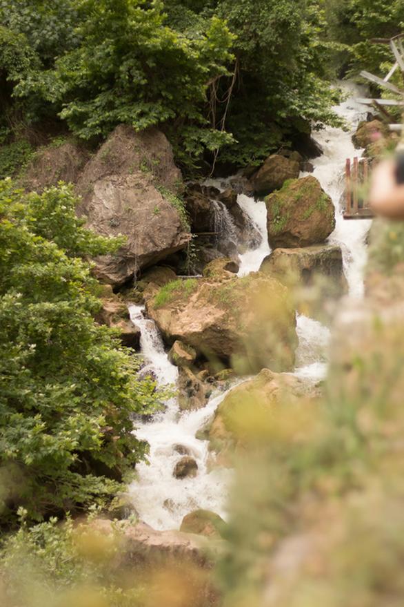 Μοναδικά «κλικς» από το 38ο πέρασμα στο Φαράγγι του Βουραϊκού