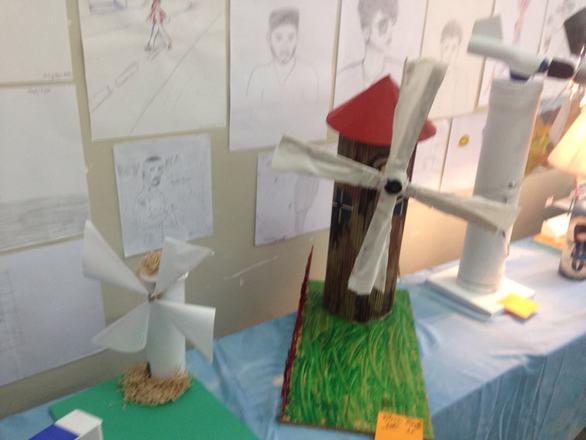 Πάτρα: Με επιτυχία η έκθεση ζωγραφικής από τους μαθητές του 2ου Γυμνασίου Πατρών (pics)