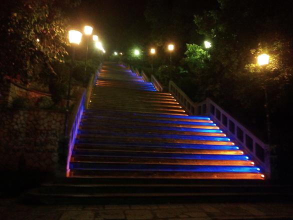 Πάτρα: Το ΕΣΠΑ σώζει από τη φθορά τις σκάλες - σημεία αναφοράς της πόλης!
