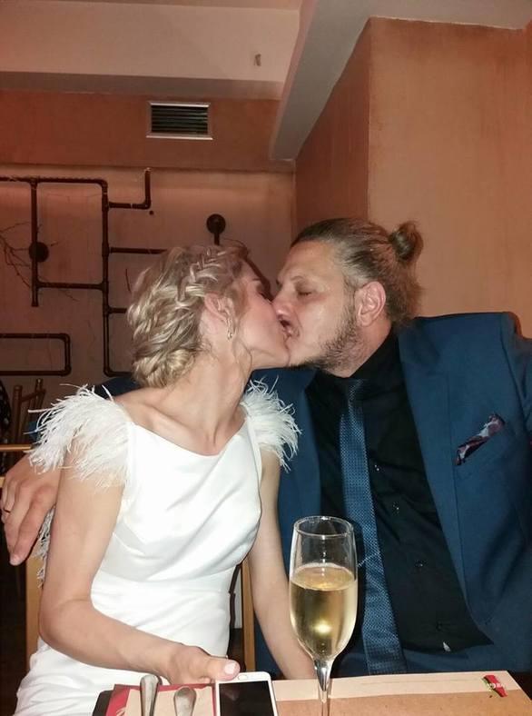 """Ντίνος και Κρυσταλίνα - Ο έρωτας και η ευτυχία """"σφραγίζονται"""" με γάμο (pic)"""