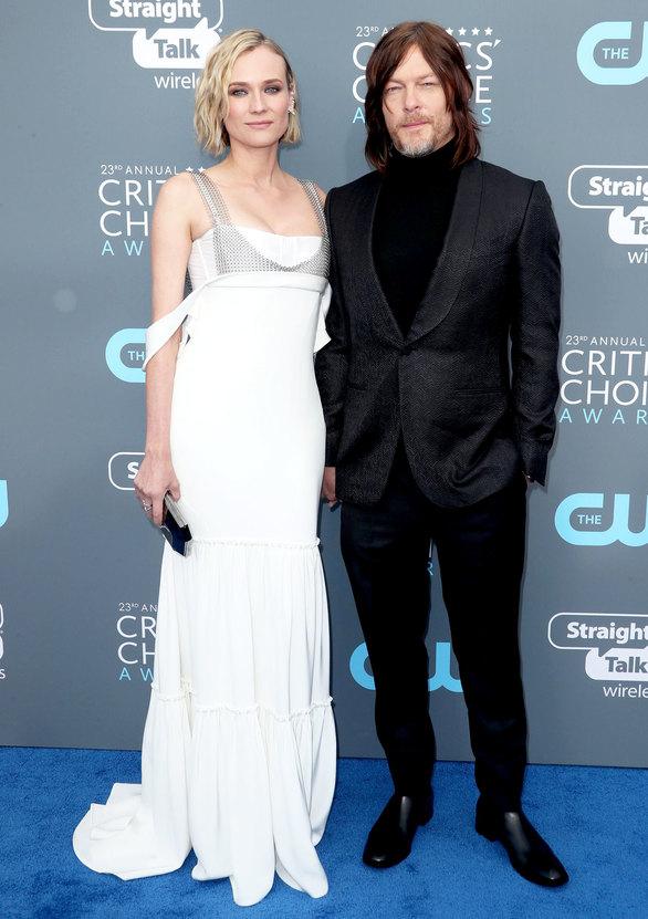 Έγκυος η Diane Kruger!