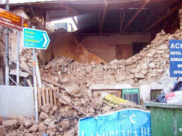 Σεισμός του 2008 - Δέκα χρόνια από τον τρομακτικό εγκέλαδο στην Αχαΐα (pics+vids)