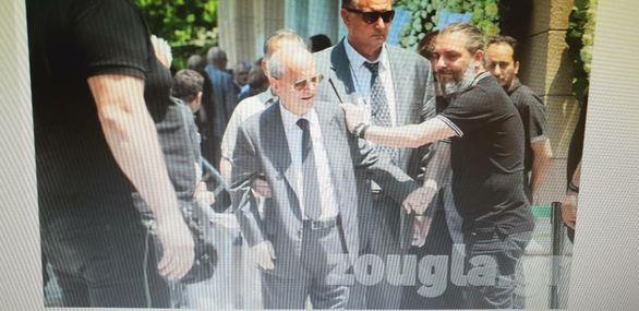 Ο Πατρινός που βρέθηκε στην κηδεία του Παύλου Γιαννακόπουλου