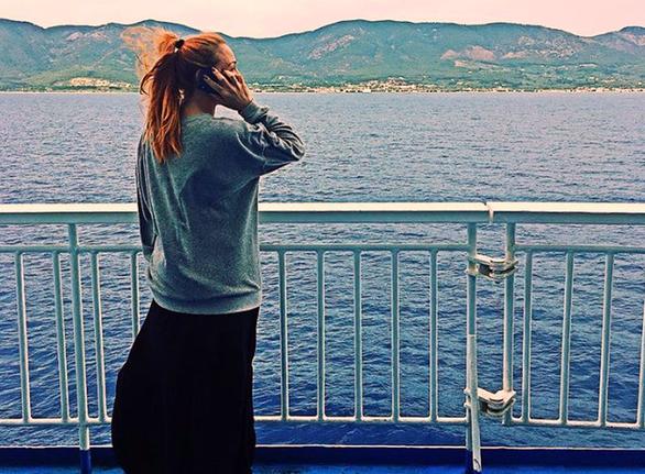 Η Πηνελόπη Αναστασοπούλου διανύει τον τέταρτο μήνα της εγκυμοσύνης της