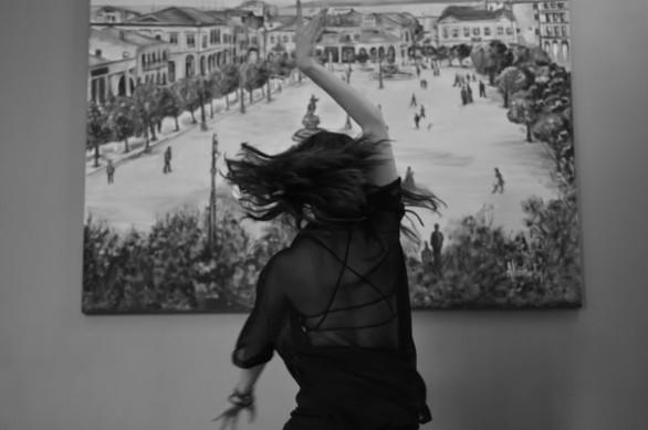Χαρά Γκοτσούλια - Η γυναίκα που κέρδισε τον διαγωνισμό Photo Marathon Patras 2018