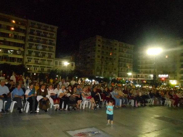 Πάτρα: Εντυπωσιάζουν και το φετινό καλοκαίρι το Χορευτικά Τμήματα του Δήμου (pics)