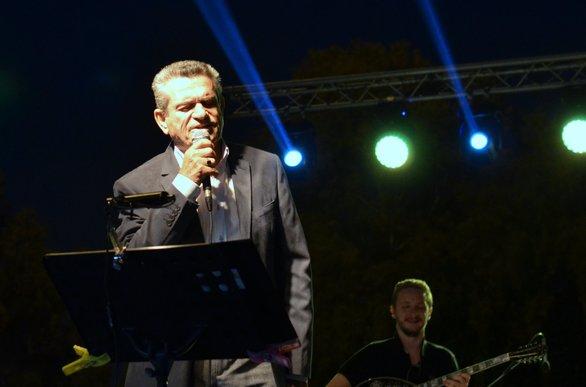 """""""Άρχοντας"""" ο Γιώργος Μαργαρίτης στο Νότιο Πάρκο της Πάτρας (pics)"""