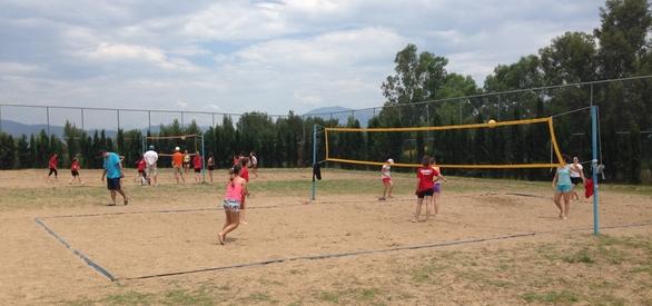 Πάτρα: Ξεκίνησε το 2ο Καλοκαιρινό Αθλητικό Camp!