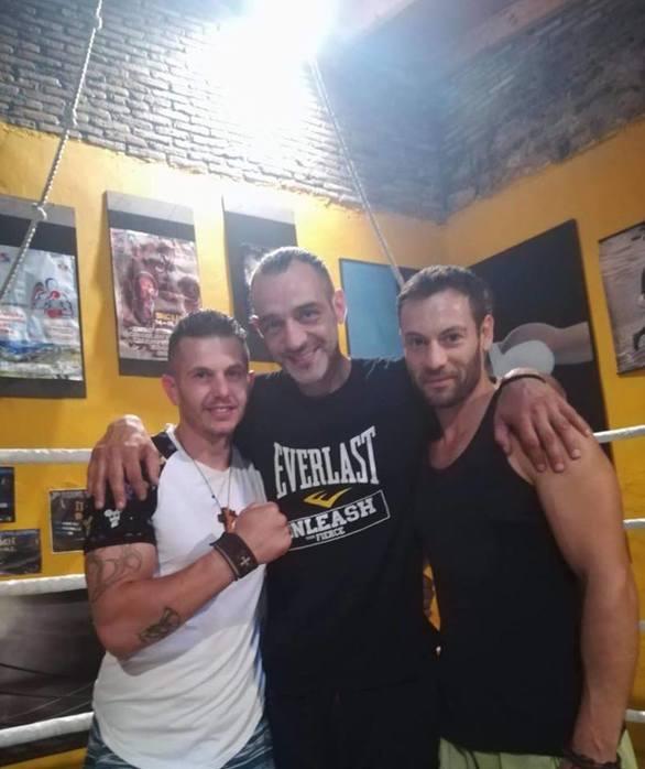 Ο Πατρινός Κώστας Μπελεζώνης επιστρέφει στα ρινγκ - Ο δάσκαλος του, η Πυγμή και η Σερβία! (pics)