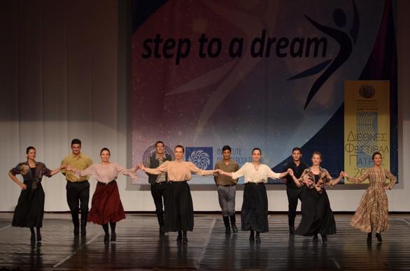 """Πάτρα: Ο """"αντάρτικος χορός"""" έφερε το 1ο βραβείο στο Χορευτικό Τμήμα του Εκπολιτιστικού Συλλόγου Σαγεΐκων (pics)"""
