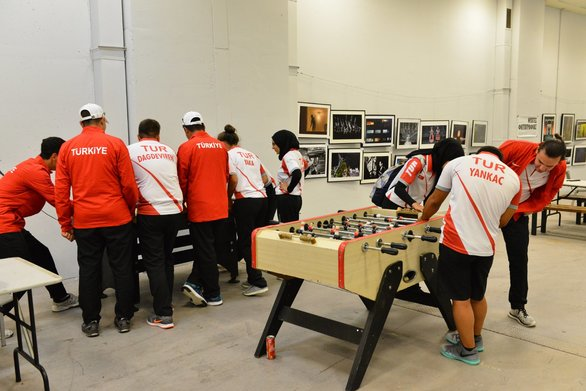 Το playroom του Παμπελοποννησιακού Σταδίου της Πάτρας έχει κερδίσει τους αθλητές (pics)