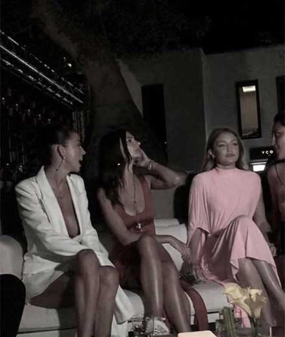 Nammos - Opening με Emily Ratajkowski, Kate Moss και Gigi Hadid! (φωτο+video)