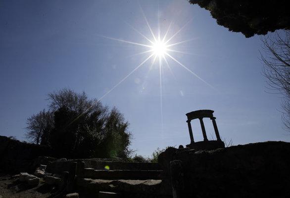 «Φρούριο» η Πομπηία - Φοβούνται τρομοκρατική επίθεση