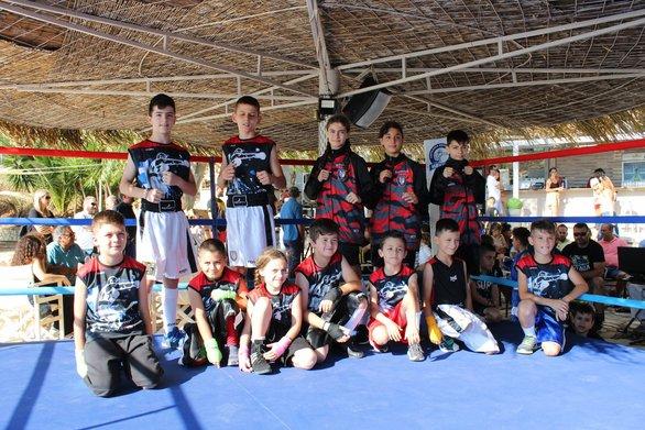 Οι Boxerinos της Παναχαϊκής πάνε σε διεθνές τουρνουά στα Ιωάννινα (pics)