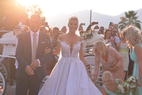 Παντρεύτηκε η Αλεξάνδρα Παναγιώταρου! (φωτο)