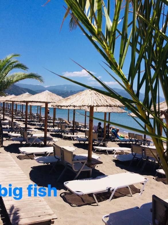 Καλοκαιρινά ραντεβού στο Big Fish - Το Beach bar της Χιλιαδού που σε ταξιδεύει!