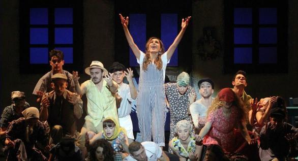 "To απολαυστικό musical ""Mamma Mia"" κάνει στάση στην Πάτρα!"