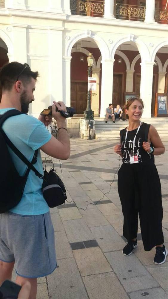 To Prosvasis Diadromes στην Πάτρα κάνει την διαφορά για τα άτομα με κινητικές αναπηρίες (pics+video)