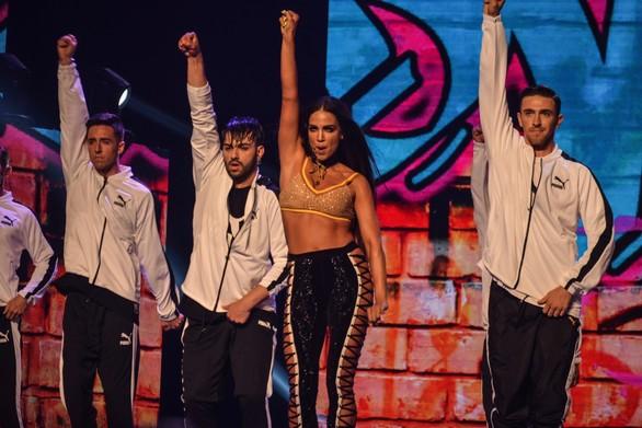 """Πατρινή βρέθηκε στα Mad Video Music Awards 2018 και έβγαλε δεκάδες """"κλικ"""" (pics)"""