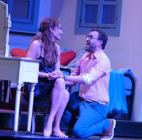 """Ο Αργύρης Αγγέλου στο patrasevents.gr: """"Το θέατρο είναι ο λόγος που έγινα ηθοποιός""""!"""