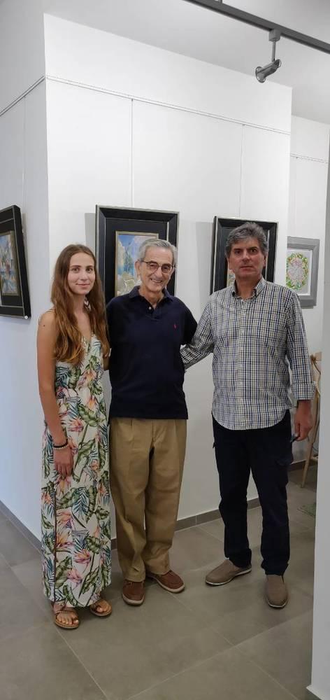 Οι σειρήνες της τέχνης και της αισθητικής, μας καλούν στο Art Lepanto, στη Ναύπακτο (pics)