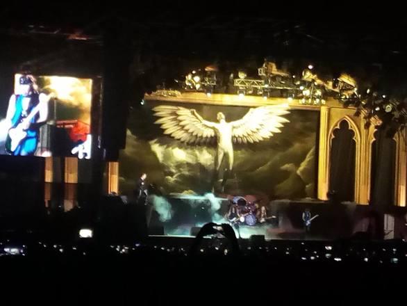 Ο Πατρινός που βρέθηκε στη συναυλία των Iron Maiden στο Terra Vibe (pics+video)