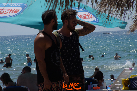 Dj Νίκος Π. at La Mer 21-07-18 Part 2/2