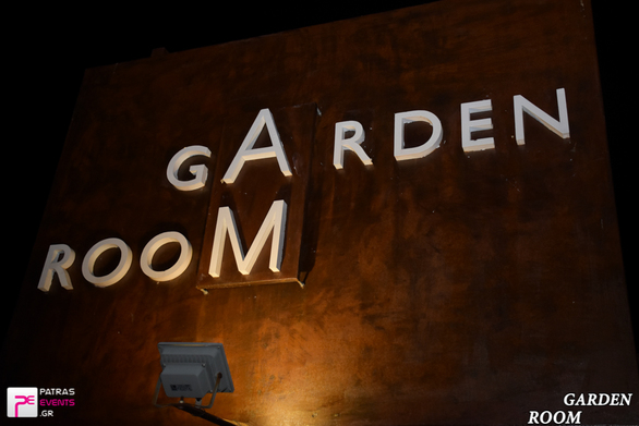 Dj Νίκος Π. στο Garden Room 21-07-18 Part 1/2