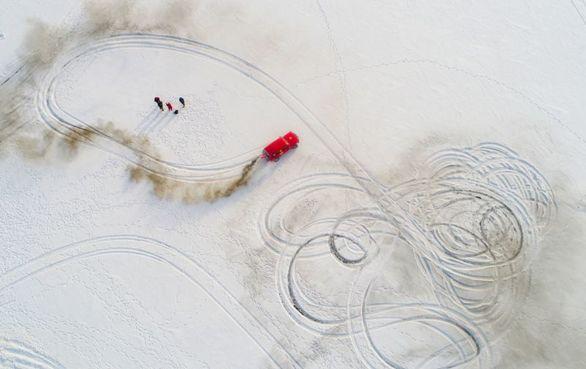 Αυτές είναι οι κορυφαίες φωτογραφίες των Drone Awards!
