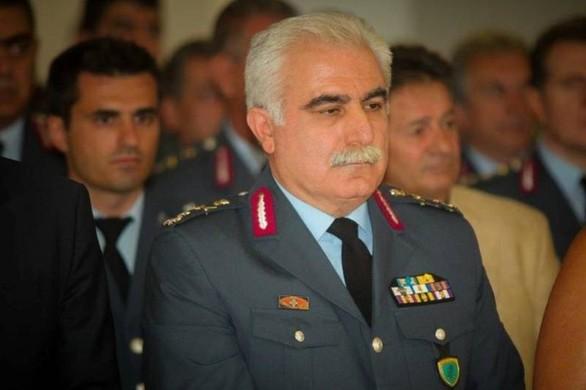 Ανέλαβε και επίσημα καθήκοντα Αρχηγού της ΕΛ.ΑΣ. ο Αριστείδης Ανδρικόπουλος (φωτο)