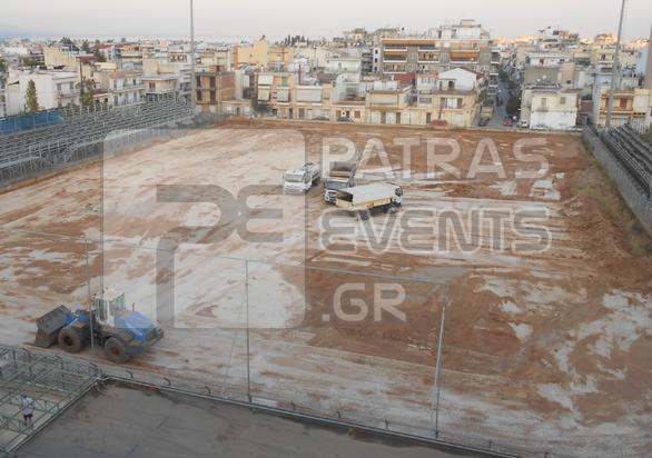 Πάτρα: Το γήπεδο των Προσφυγικών παίρνει και πάλι ζωή (pics)