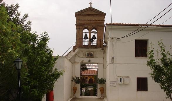 Ιερά Μονή Γηροκομείου - Το ιστορικό μοναστήρι της Πάτρας με τους αιώνες ζωής (pics)