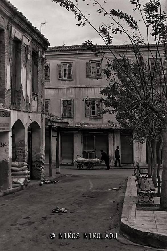 """""""Επιστροφή"""" στο... ρετρό από μια παλιά γειτονιά της Πάτρας! (pics)"""