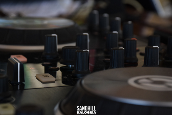 Dj Hiotis at Sandhill 18-08-18 Part 2/2