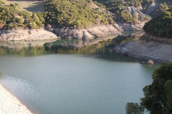 Ντασκά -  Η λιμνοδεξαμενή της Αχαΐας που λίγοι γνωρίζουν (pics)