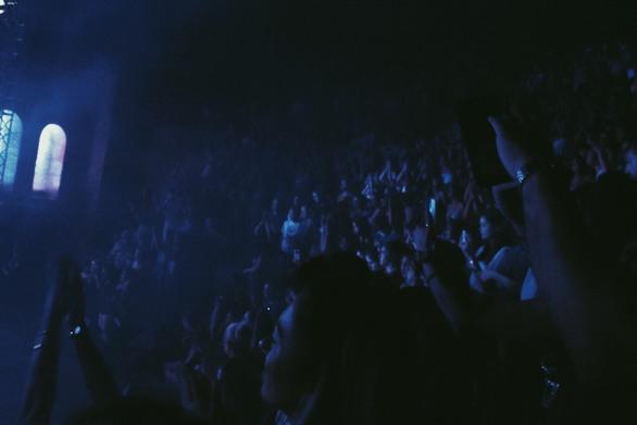 Ο Μιχάλης Χατζηγιάννης σαγήνεψε με τη φωνή του το κοινό της Πάτρας! (φωτο)