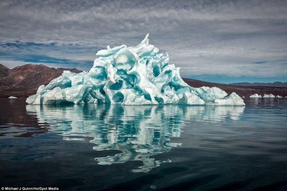 Το μεγαλείο των παγετώνων (φωτο)