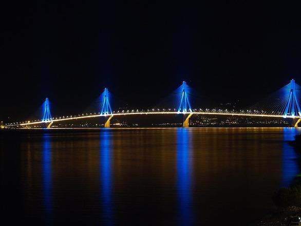 Στοιχεία για τη Γέφυρα Ρίου - Αντιρρίου που ίσως να μην γνωρίζετε!