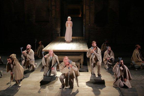 "H παράσταση ""Αγαμέμνων"" κατέπληξε το κοινό της Πάτρας!"