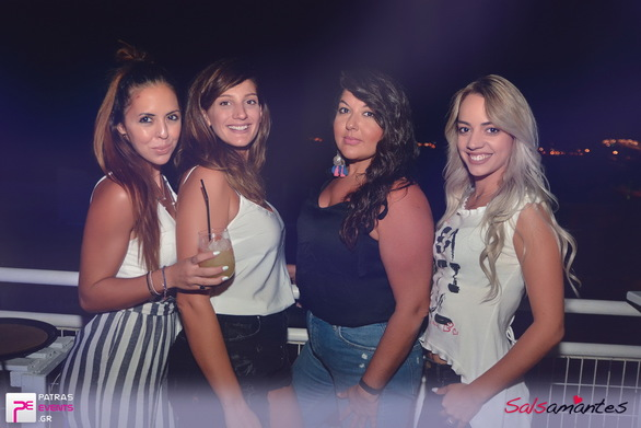 Summer Farewell Latin Party at Σταθμός Cocktail Bar 10-09-18