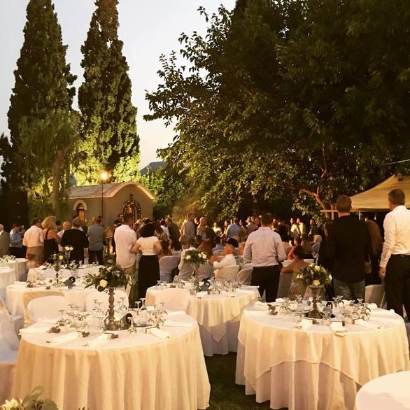Ένας παραμυθένιος γάμος σε ένα καταπράσινο κτήμα στο Αίγιο!
