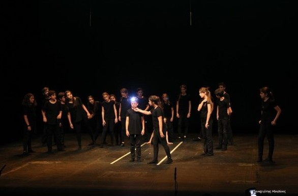 Το θεατρικό εργαστήρι για παιδιά και εφήβους του ΔΗ.ΠΕ.ΘΕ. Πάτρας ανοίγει αυλαία!