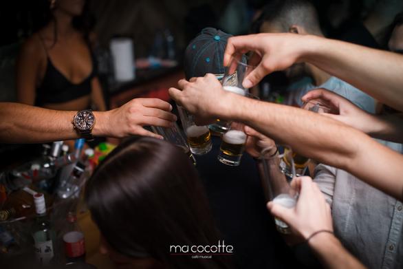 Soiree Grecque At Ma Cocotte 20-09-18
