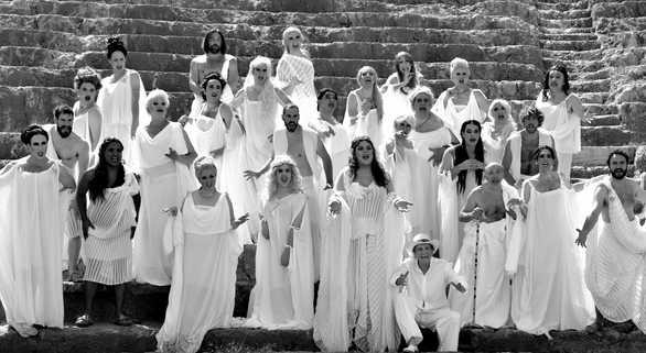 """Αντώνης Λουδάρος - Μεταμορφώνεται σε """"Πραξαγόρα"""" και έρχεται στην Πάτρα που αγαπάει!"""