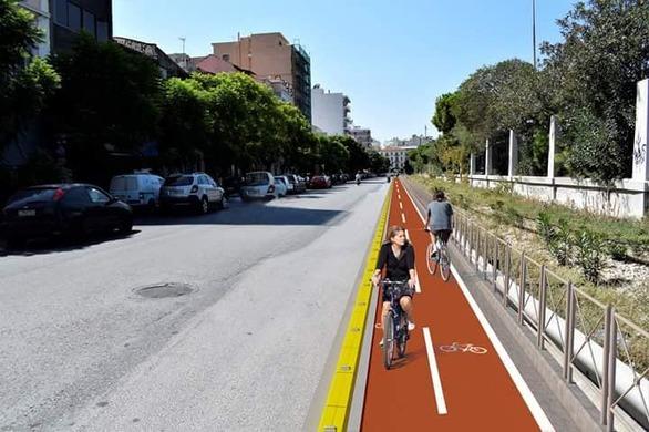 Έτσι θα είναι ο νέος ποδηλατόδρομος της Πάτρας, δίπλα από το θαλάσσιο μέτωπο (pics)