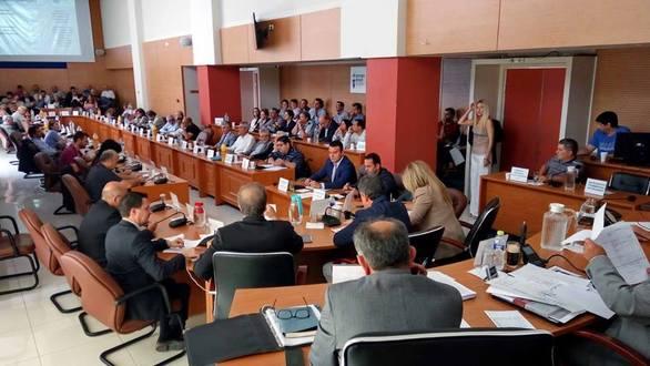 """Α. Κατσιφάρας: """"Δεν παραιτούμαστε - Διεκδικούμε σταθερά την Ολυμπία Οδό"""" (vids)"""